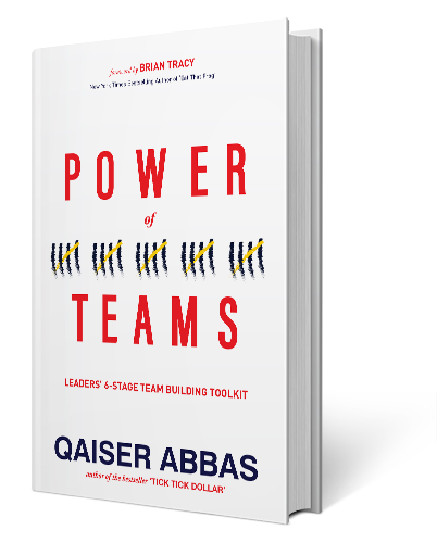 Power of teams by qaiser abbas
